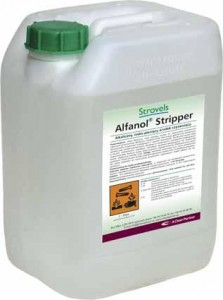 Strovels Alfanol Stripper 10L