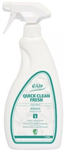 Liv Quick Clean Fresh 0.75