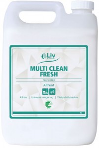 Liv Multi Clean Fresh